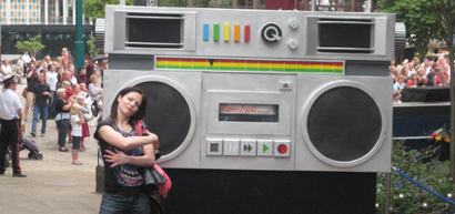 Heather + Boom Box @ Tivoli